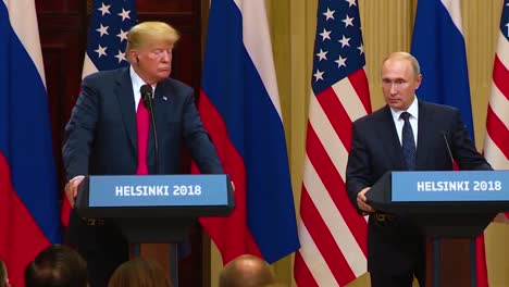 Us-President-Donald-Trump-Holds-A-Disastrous-And-Much-Criticized-Press-Conference-With-Russia-Federation-Vladimir-Putin-Following-Their-Summit-In-Helsinki-Finland-Putin-Says-His-Intelligence-Agency-Will-Question-Mueller-1