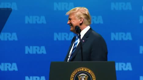 Us-President-Donald-Trump-Speaks-To-The-Nra-And-Reacts-With-Pride-As-They-Chant-Usa-Usa-Usa