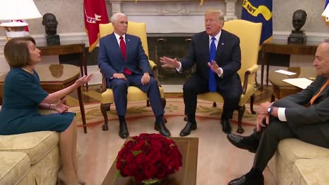 Us-President-Donald-Trump-Meets-With-Chuck-Schumer-And-Nancy-Pelosi-At-White-House-To-Discuss-Immigration-And-The-Border-Wall-And-They-Argue-Over-A-Government-Shutdown-2