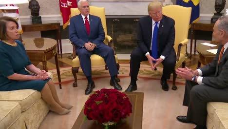 Us-President-Donald-Trump-Meets-With-Chuck-Schumer-And-Nancy-Pelosi-At-White-House-To-Discuss-Immigration-And-The-Border-Wall-And-They-Argue-Over-A-Government-Shutdown-3