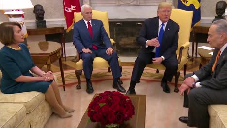 Us-President-Donald-Trump-Meets-With-Chuck-Schumer-And-Nancy-Pelosi-At-White-House-To-Discuss-Immigration-And-The-Border-Wall-And-They-Argue-Over-A-Government-Shutdown-4