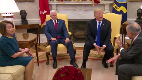 Us-President-Donald-Trump-Meets-With-Chuck-Schumer-And-Nancy-Pelosi-At-White-House-To-Discuss-Immigration-And-The-Border-Wall-And-They-Argue-Over-A-Government-Shutdown-And-Border-Security-3