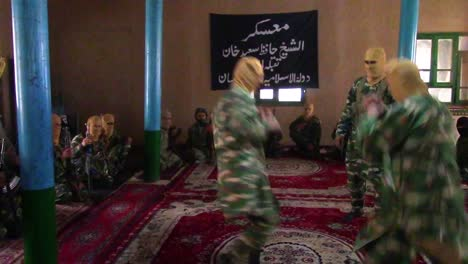Isis-Troops-Undergo-Training-In-A-Darzab-Mosque-In-Afghanistan-In-This-Propaganda-Video-Captured-During-A-Raid-By-Us-Soldiers-2