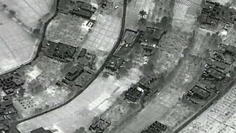 Las-Fuerzas-Militares-De-La-Coalición-Llevan-A-Cabo-Un-Ataque-Aéreo-Contra-Una-Fábrica-De-Dispositivos-Explosivos-Improvisados-(vbied)-De-Isis-Daesh-Cerca-De-Abu-Kamal-Siria-El-17-De-Abril-De-2018