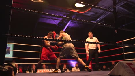 Us-Marines-Face-British-Royal-Marines-In-A-Boxing-Match-At-The-Commando-Training-Center-Royal-Marines-Lympstone-England-May-3-2018-9