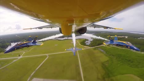 The-Us-Navy-Blue-Angels-Fly-In-Tight-Squadron-Formation-In-An-Air-Show-In-This-Amazing-Pov-Shot-1