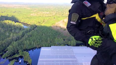 Members-Of-The-Pennsylvania-National-Guard-And-Pennsylvania-Helicopter-Aquatic-Rescue-Team-Conduct-An-Aerial-Search-And-Rescue-Mission-In-A-Uh60-Black-Hawk-Helicopter-In-And-Around-Nichols-South-Carolina-3