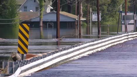 Hurricane-Florence-Slams-Nichols-South-Carolina-Causing-Extensive-Flooding-And-Damage-Downed-Power-Lines-And-Trees-1