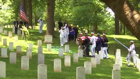 Members-From-All-Five-Branches-Of-The-Us-Armed-Forces-Participate-In-The-Joint-Full-Military-Honors-Funeral-Service-Of-Former-Us-Secretary-Of-Defense-Frank-C-Carlucci-3