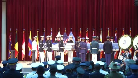 Repatriation-Ceremony-For-Korea-War-Heroes-Full-Military-Funeral-Formal-Ceremony-1