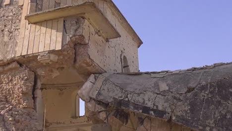 Escenas-En-La-Calle-En-Mosul-Irak-Incluyendo-Rostros-De-Niños