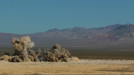 Nellis-Air-Force-Base-Fires-Air-Strikes-For-500Lb-Laser-Guided-Bombs-Into-The-Nevada-Desert-Huge-Explosions-1