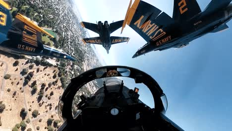 Footage-Shot-From-A-Us-Navy-Blue-Angel-Pilot-S-Pov-Shows-His-Squadron-Flying-Around-Him-In-A-Seafair-Air-Show