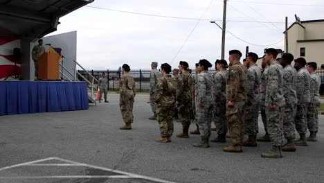 A-Montage-Shows-Policemen-And-Women-Undergoing-Various-Training-Exercises-Including-Those-With-K9-Units-During-National-Police-Week-At-Seymour-Johnson-Air-Force-Base