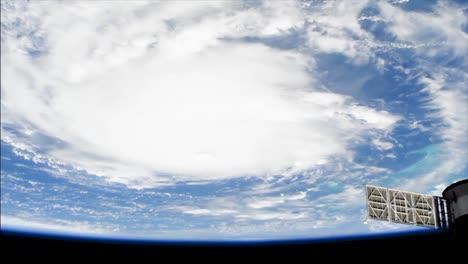 Imágenes-Del-Huracán-Dorian-Se-Muestran-Desde-La-Estación-Espacial-Internacional