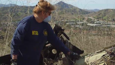 Ntsb-Investigators-Inspect-The-Kobe-Bryant-Helicopter-Crash-Site-Disaster-Near-Calabasas-California-2