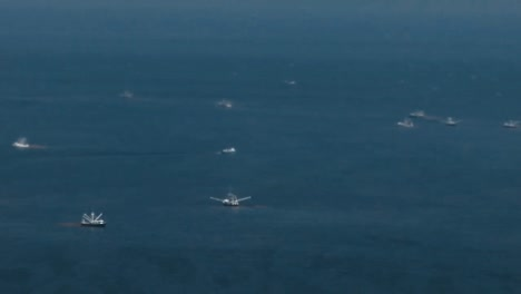 Aerial-Footage-Of-The-Deepwater-Horizon-Bp-Oil-Spill-In-The-Gulf-Of-Mexico-Taken-By-Noaa-Fisheries-Scientists