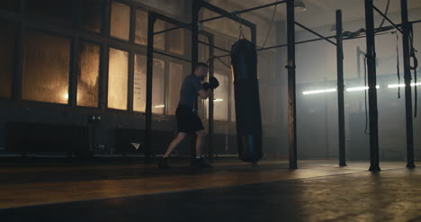 Man-Boxing-Punching-Bag-Alone