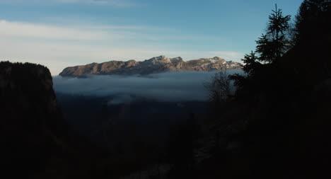 Misty-Montaña-Scene