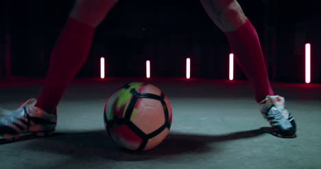 Soccer-Player-Dribbles-Ball-CU
