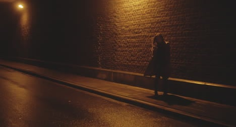 Woman-in-the-Street-at-Night-02