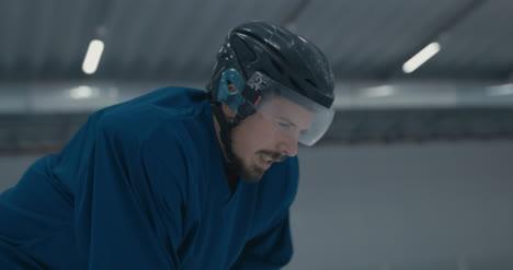 Eishockeytraining