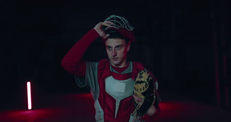 Baseball-Catcher-Putting-on-Helmet-01