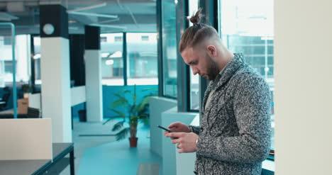 Büroangestellte-SMS