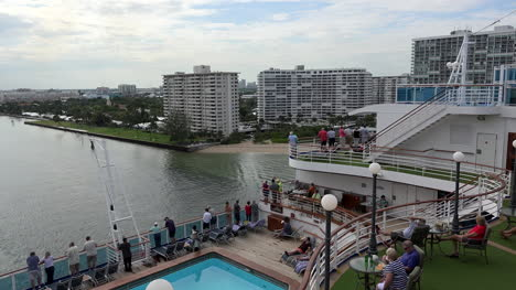 Florida-Fort-Lauderdale-View-From-Cruise-Ship