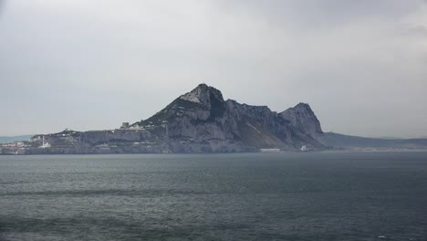 Gibraltar-Rock-Departing-Hard-Light
