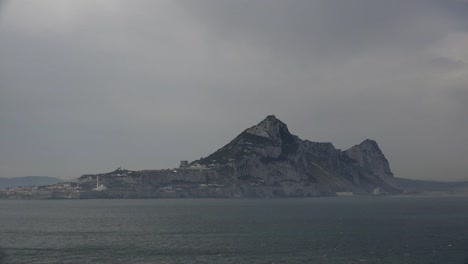 Gibraltar-Rock-East-Side-View