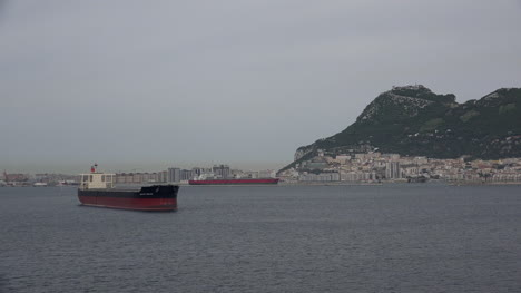 Gibraltar-Freighters-Off-The-Rock