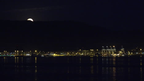 Gibraltar-Moon-Over-Harbor