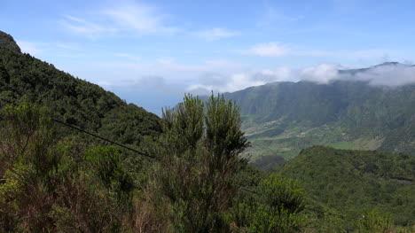 Madeira-Blick-Auf-Das-Tal-Vom-Hochplateau
