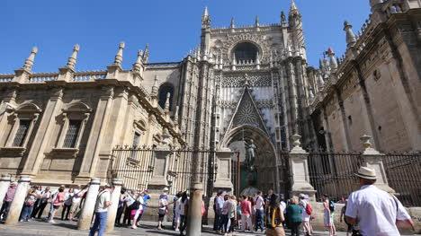 Seville-Cathedral-Facade