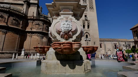 Seville-Face-Mouth-Fountain