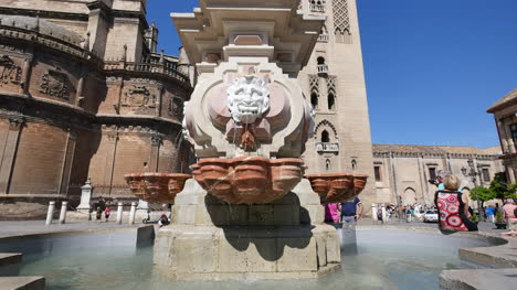 Seville-Lion-Mouth-Fountain