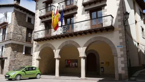 Spain-Alcala-De-La-Selva-Civic-Building
