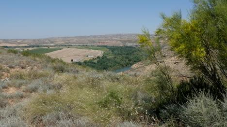 Spain-Aragon-Ebro-River-Valley