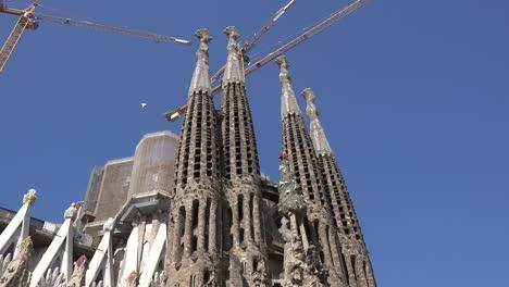 España-Barcelona-Sagrada-Familia-Torres