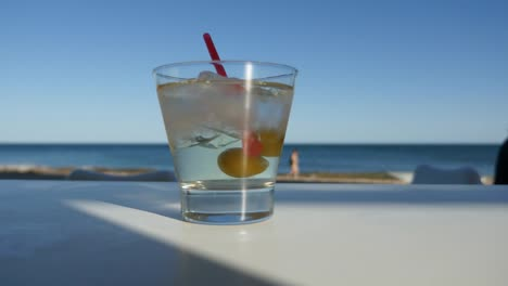 Spain-Cambrils-Cold-Drink
