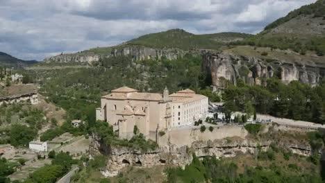 Spain-Cuenca-Parador-In-Old-Monastery