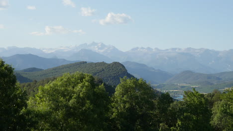 Spain-Pyrenees-Mountain-Range