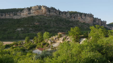 Spain-Serrania-De-Cuenca-Cliffs-Beyond-Una-Mirador