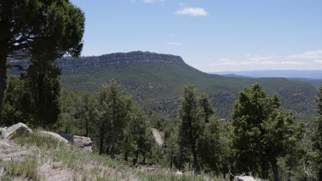 Spain-Sierra-De-Gudar-Distant-Mountain-Crest