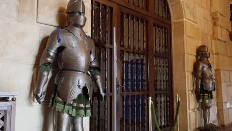 Spain-Siguenza-Castle-Knights-In-Armor