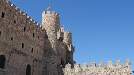 Spain-Siguenza-Castle-Towers