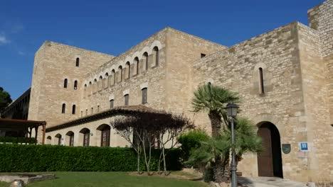 Spain-Tortosa-Parador-Castle