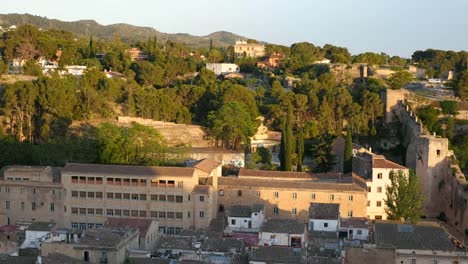 Spain-Tortosa-View-Of-City-Outskirts