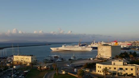Greece-Crete-Heraklion-With-Ferries